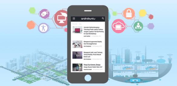 Informasi teknologi terbaru dari Androbuntu