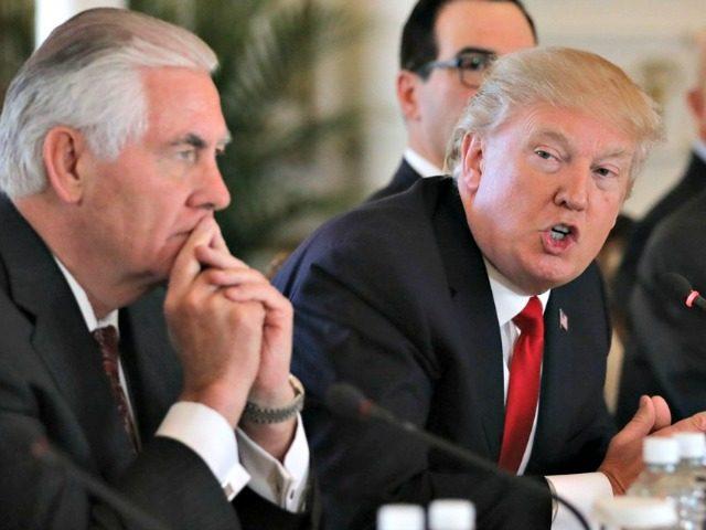 """""""Não vamos entrar na Síria"""", tranquiliza o Presidente Donald Trump"""