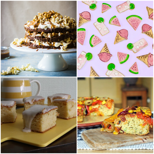 My highlights from May's BakingCrumbs