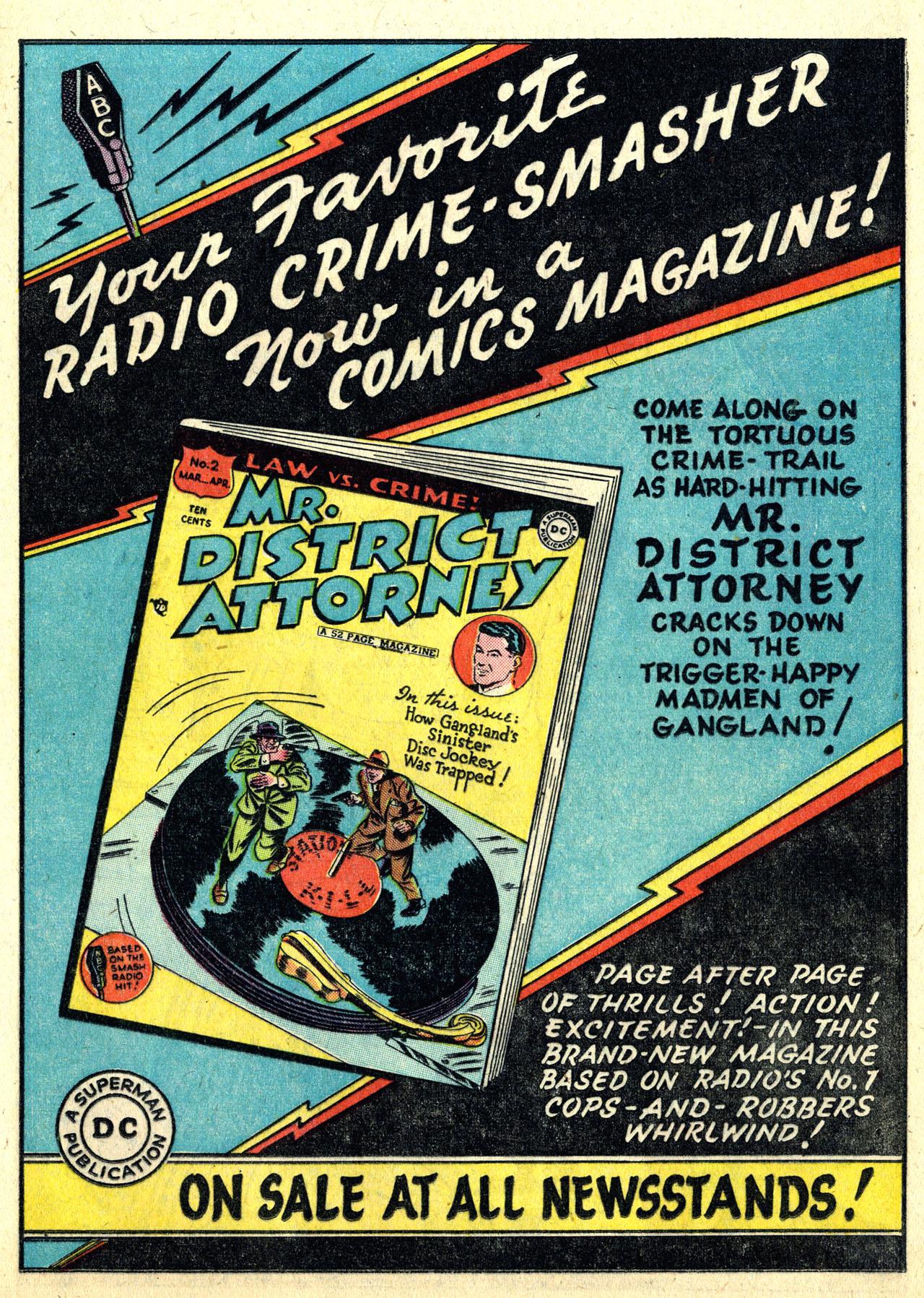 Read online Detective Comics (1937) comic -  Issue #133 - 37