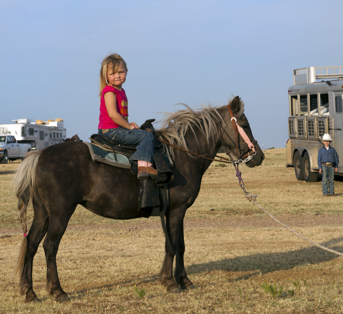 Stretching My Comfort Zone Kueckelhan Ranch Rodeo On Fri