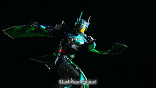 Kamen Rider Drive Saga - Kamen Rider Brain 01 Subtitle Indonesia and English