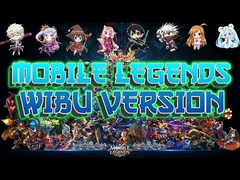 Auto Jadi Wibu ! Game Play Mobile Lgends Versi Bahasa Jepang 2