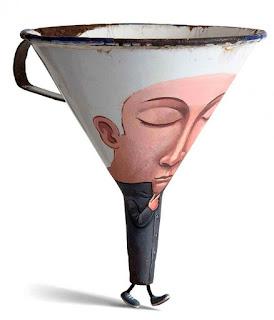 Green Pear Diaries, arte, ilustraciones, escultura, Gilbert Legrand
