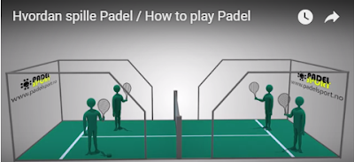 Hvordan spille Padel / How to play Padel