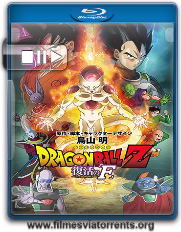 Dragon Ball Z: O Renascimento de Freeza Torrent - BluRay Rip 720p e 1080p Legendado (2015)