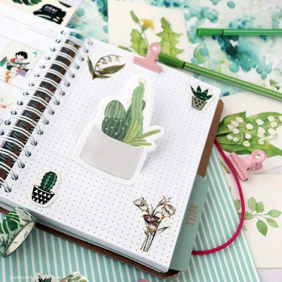 botaniczny planer