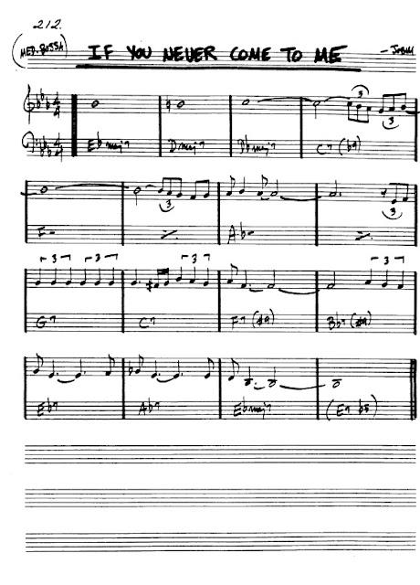 Partitura Armónica Jobim
