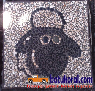 STEPPING MOTIF SHAUN THE SHEEP