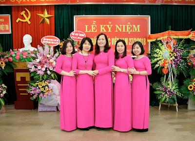 Tập thể phòng Tài chính kế toán Bệnh viện Xây dựng Việt Trì