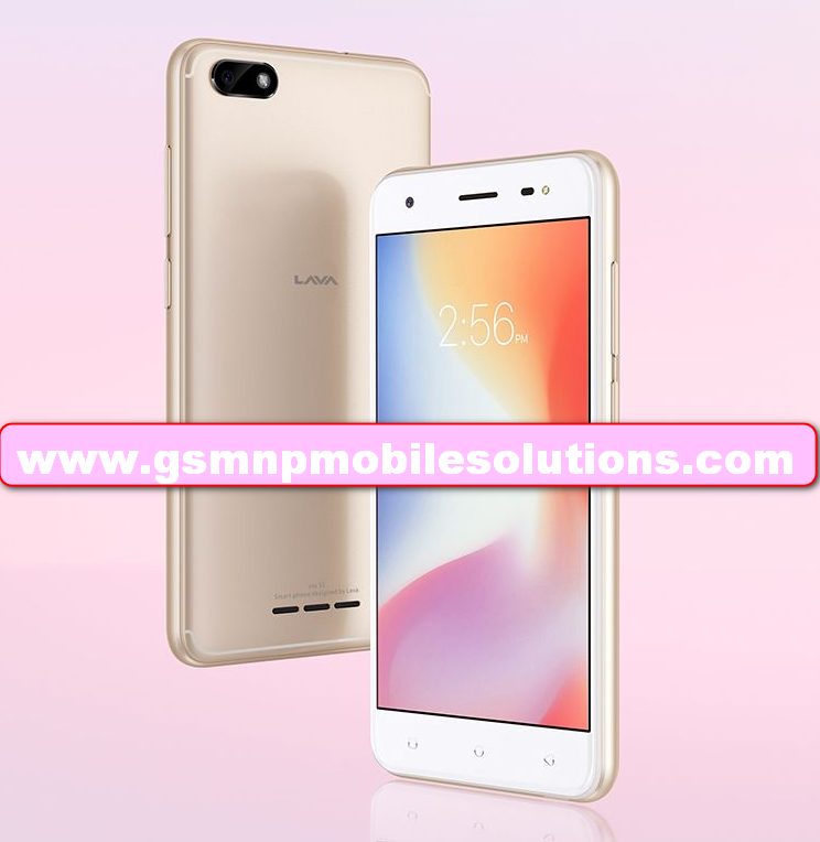 LAVA iris 51 S109/S115/S117/S120 Official Firmware Stock Rom
