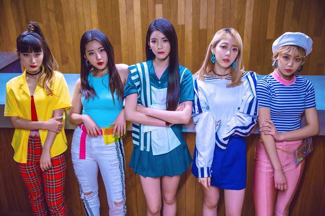 comeback girlkind 2019