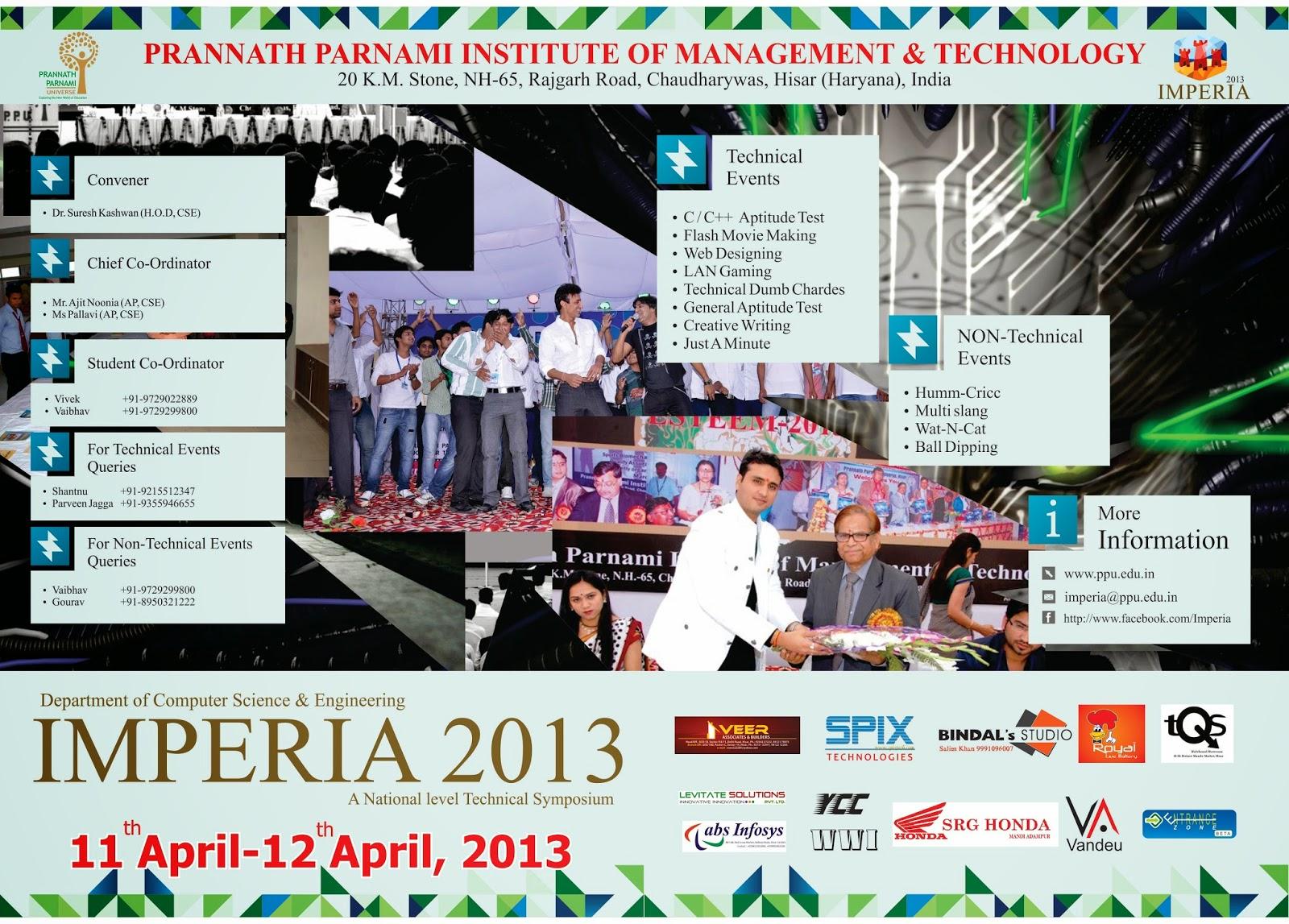 Poster design for college fest - Poster Design For College Tech Fest Imperia
