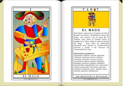 Cartas de Tarot / El Mago