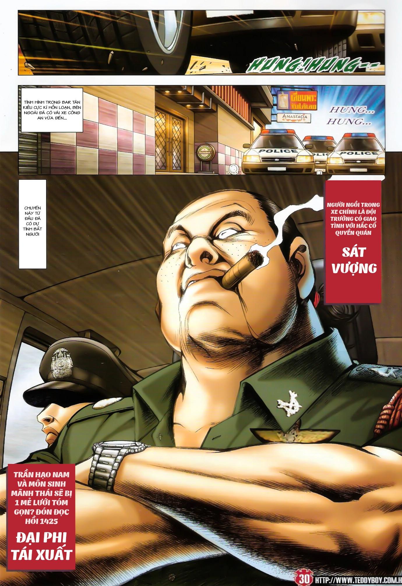Người Trong Giang Hồ NetTruyen chap 1424 - Trang 27
