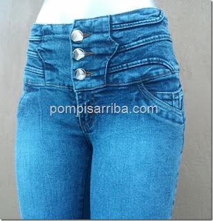 pantalones pompis arriba Ciclope Bombay Ciclon  Frida Britos 2016