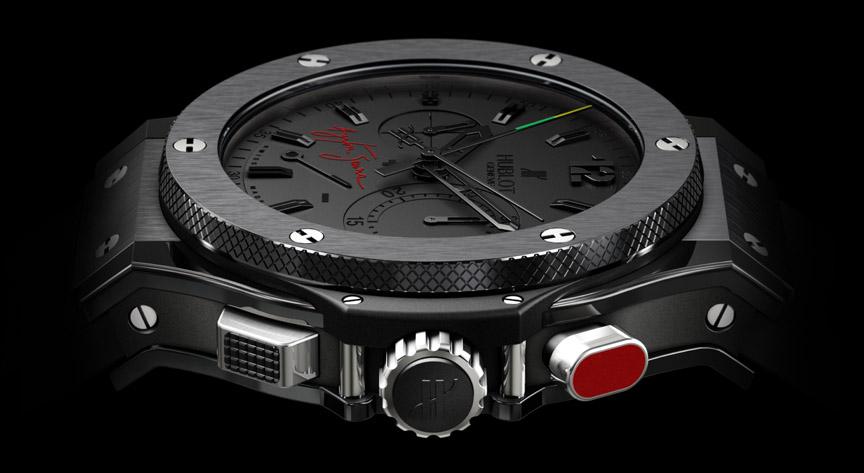 ac4539594a8 Essa homenagem da Hublot ao tricampeão Ayrton Senna inaugura a chegada da  marca ao País. Apenas 500 relógios serão fabricadas e distribuídas em todo  o mundo ...