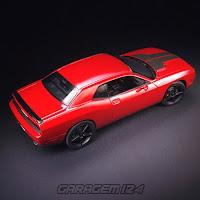 Dodge Challenger STR8 1/25 Revell  Plastic Model Kit