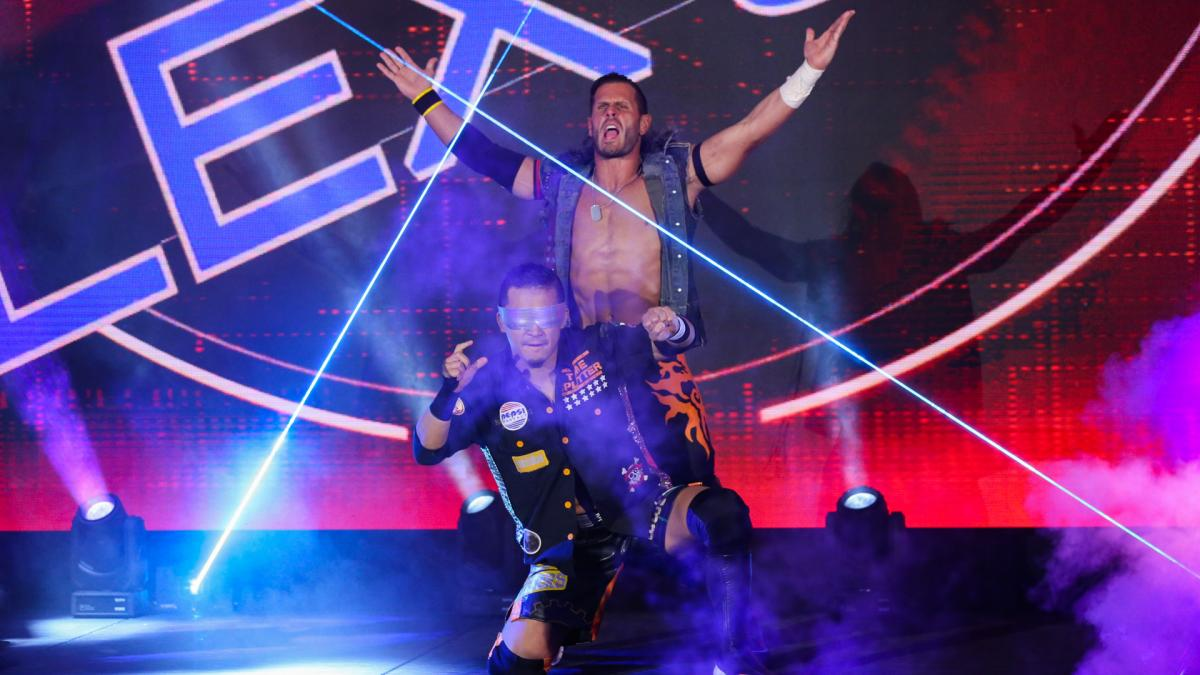 Campeão da IMPACT Wrestling quer disputar o NXT Tag Team Championship