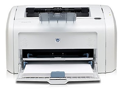 Image HP LaserJet 1018 Printer Driver