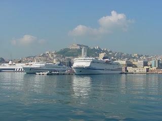 Waterfront portuali di Trieste e Napoli