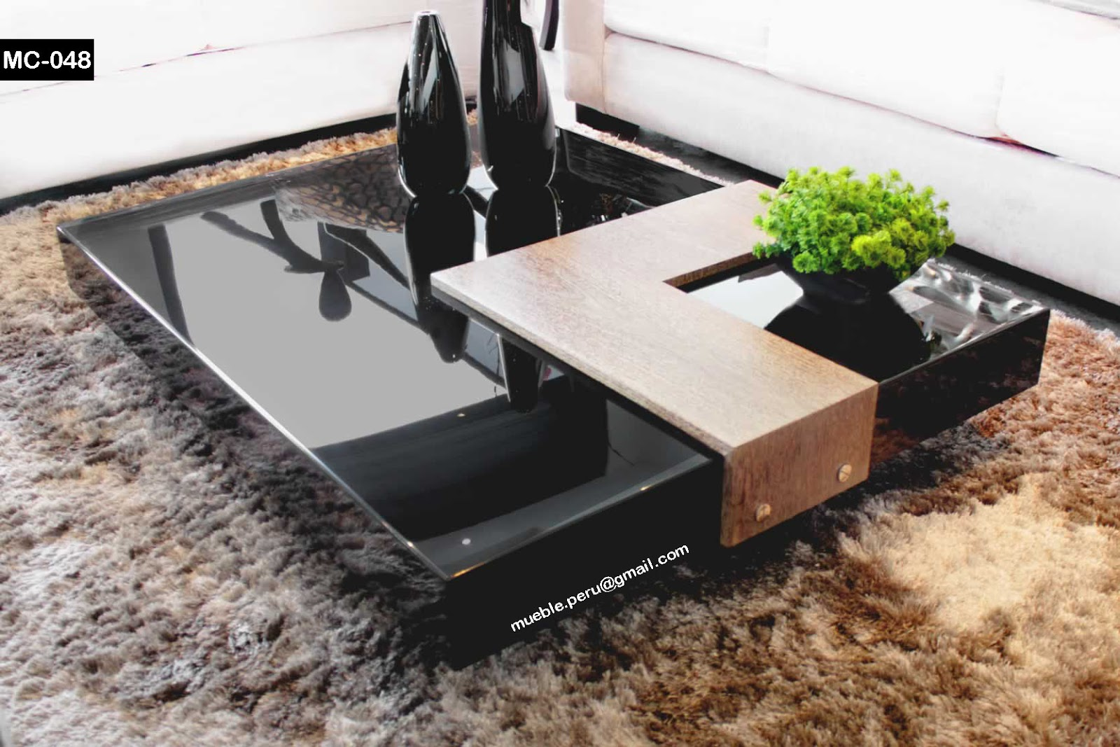 Muebles pegaso exclusivas mesas de centro salas modernas for Mesas o muebles para telefonos