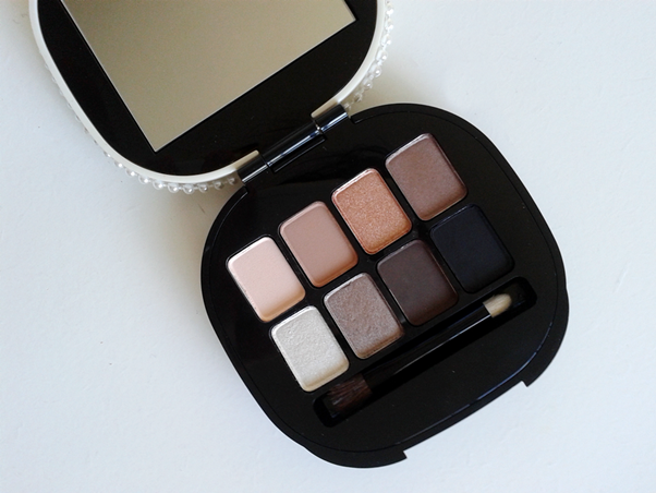 Resenha Paleta MAC - Heirloom Mix Keepsakes Smoky eyes