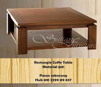 Jual Meja Jati Furniture Jati Jepara Furniture Minimalis