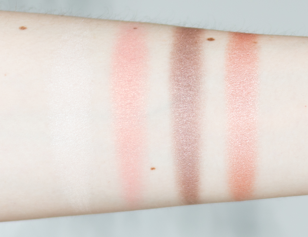 Beauty Favoriten Beni Durrer Mondpalette Swatches