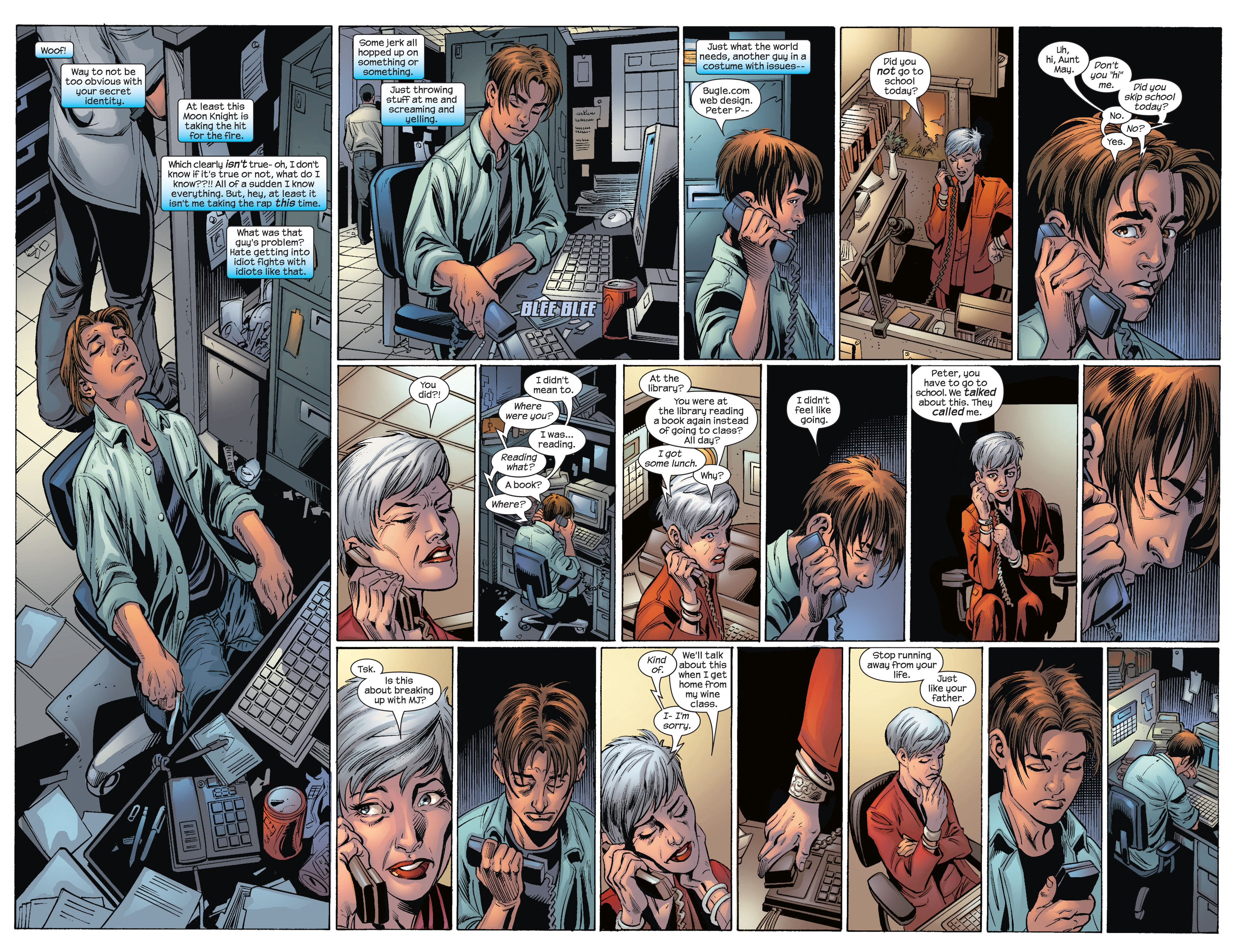 Read online Ultimate Spider-Man (2000) comic -  Issue #80 - 12
