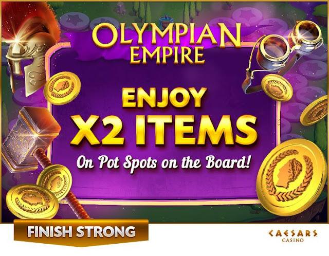 Free gift caesar casino