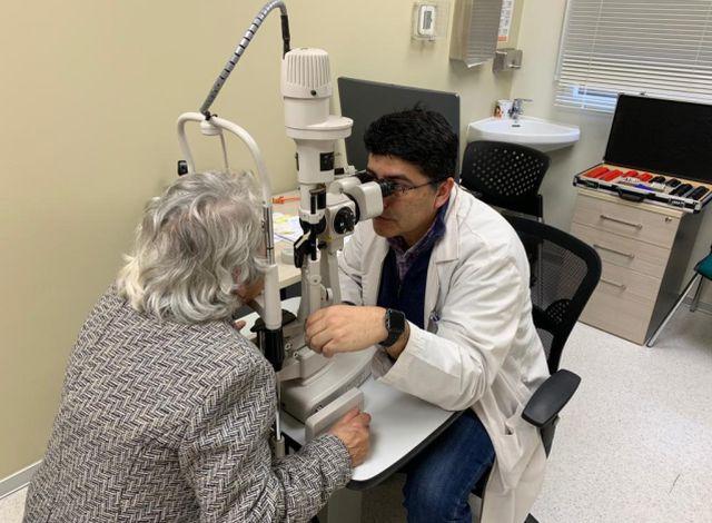 Operativo oftalmológico en Puerto Montt