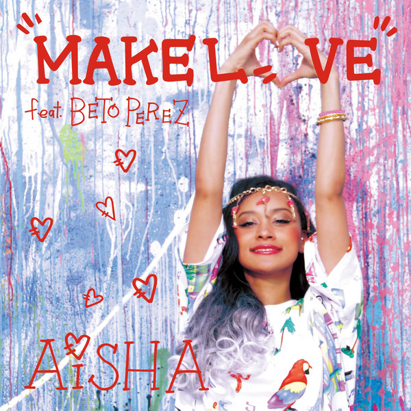 [Single] AISHA – MAKE LOVE EP (2016.06.29/MP3/RAR)