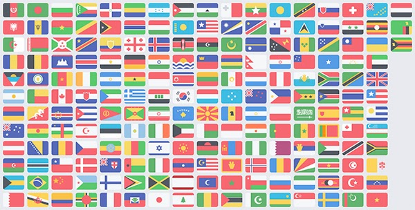 Bendera Nasional, Bendera Geje