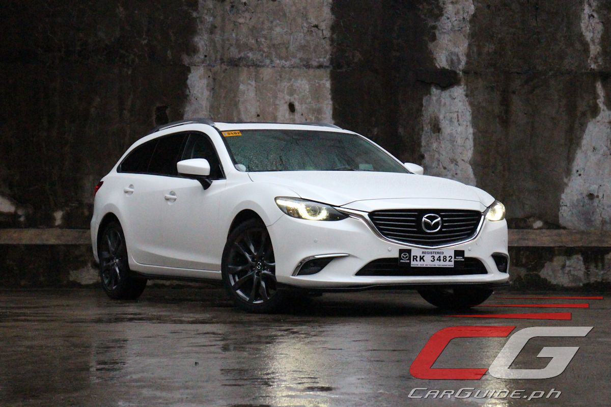 review 2017 mazda6 sports wagon philippine car news car reviews automotive features and. Black Bedroom Furniture Sets. Home Design Ideas