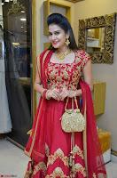 Jenny Honey in Stunning Dark Red Anarkali Dress at Splurge   Divalicious curtain raiser ~ Exclusive Celebrities Galleries 071.JPG