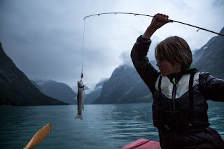 Fishing, Norway