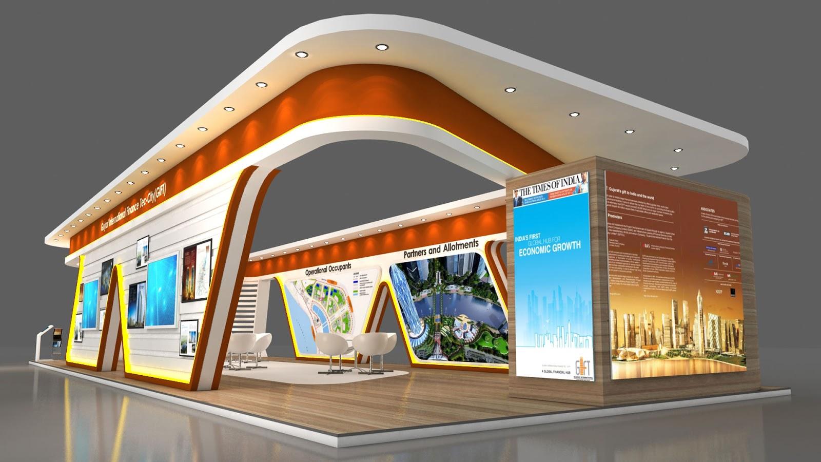 Wedding Exhibition Stall : Exhibition stall design mazic door