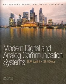 Modern Digital And Analog Communication Systems By B P