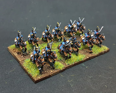 2nd place: Prussian Dragoons, by Redstef - wins £20 Pendraken credit!