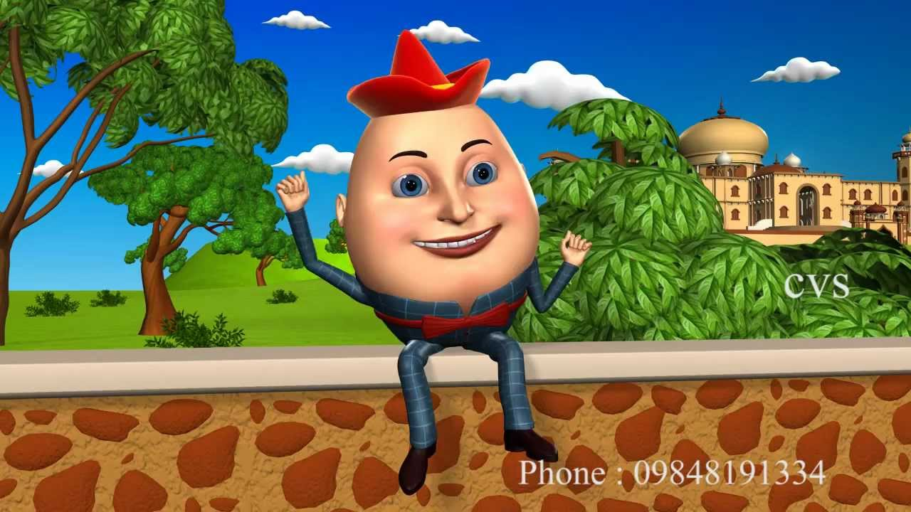 thebean: Humpty Dumpty Day