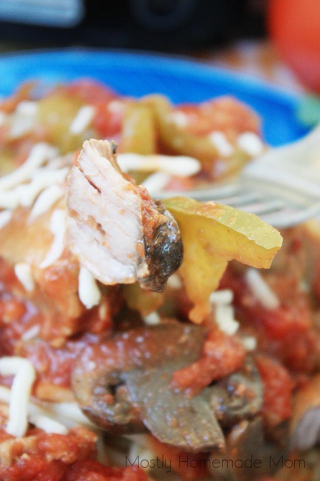 Slow Cooker Healthy Pork Recipe