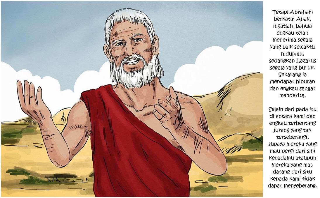 Lukas 16 19 31