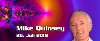 Mike Quinsey – 26.Juli 2019