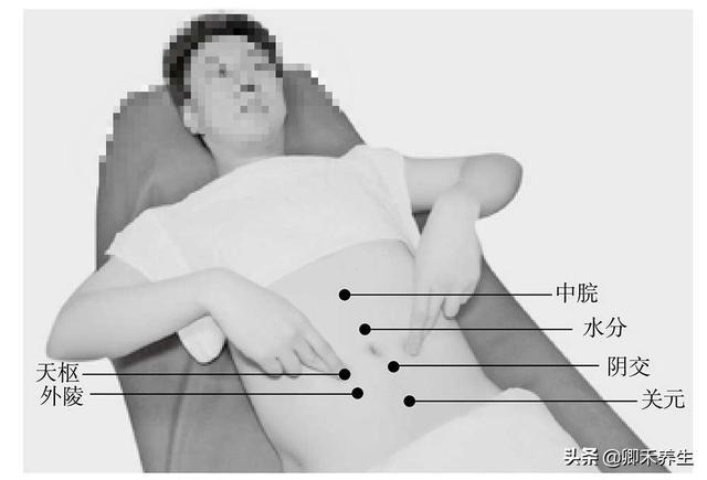 高血脂高風險,每天睡前10分鐘做這5個動作,降血脂排濕寒清宿便(按摩調理)
