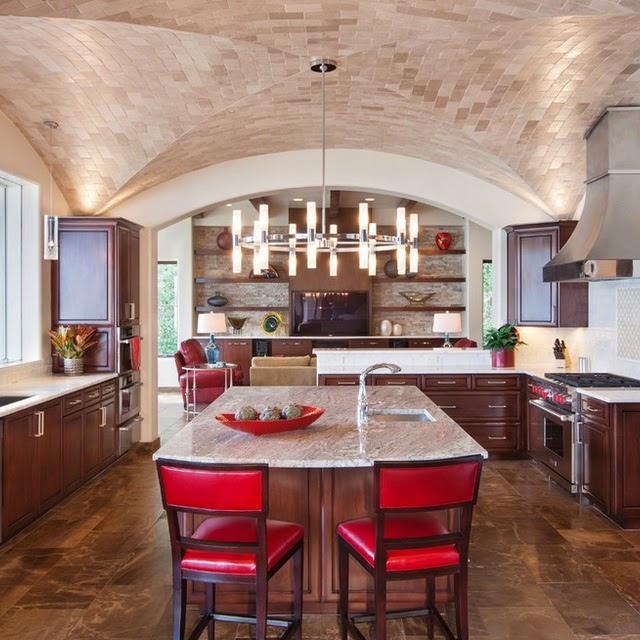 Mediterranean Kitchen Designs: Mediterranean Kitchen Designs