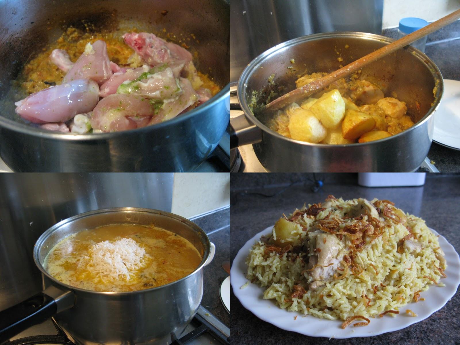Chachi S Kitchen Pilau