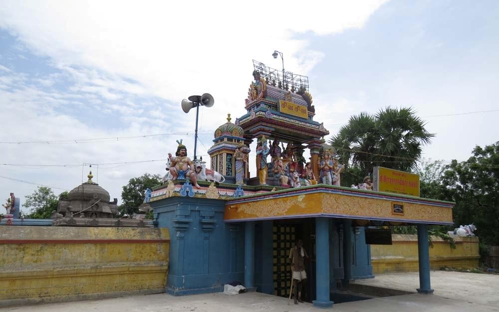 Tamilnadu Tourism: Esalam Ancient Shiva Temple, Villupuram
