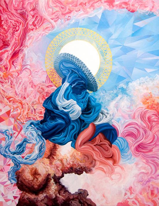 Феерия цвета. Джеймс Ропер 19
