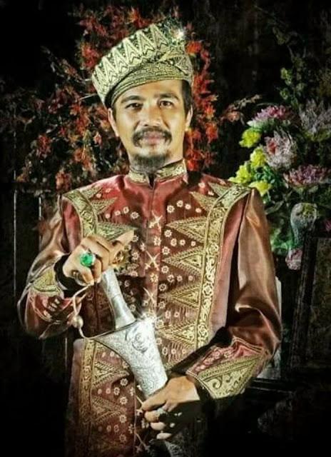Mul'am Husairi. Gambar dari Facebook Mulam Sambas